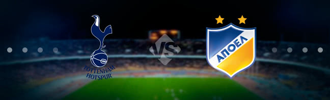 Tottenham vs APOEL Prediction 6 December 2017