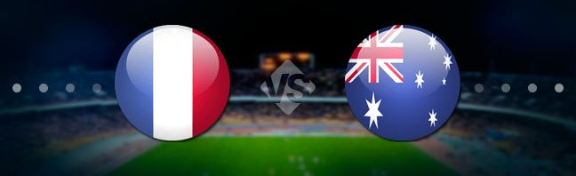 France vs Australia Prediction 16 June 2018