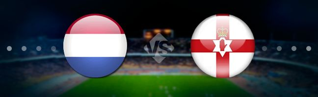 Netherlands host their guests Northern Ireland national football team at the Stadion Feijenoord in Rotherham in the seventh round of the EC Qualification.