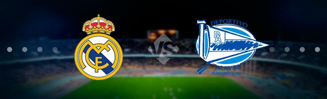 Real Madrid Deportivo Alaves