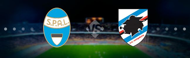 SPAL vs Sampdoria Prediction 4 November 2019