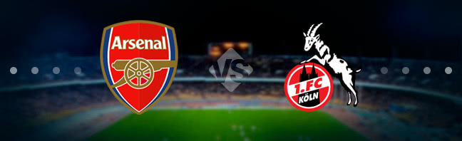Arsenal vs Koln Prediction 14 September 2017