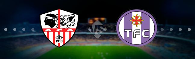 Ajaccio vs Toulouse Prediction 23 May 2018