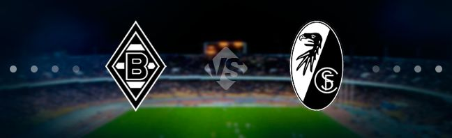 Borussia host their guests Freiburg at the Stadion in BORUSSIA-PARK in the 26th game week of the German national elite divison Bundesliga.