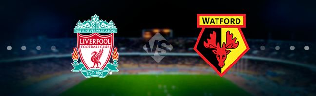 Liverpool host their guests Watford at the Anfield Stadium in Liverpool in the 17th game week of the English Premier League.