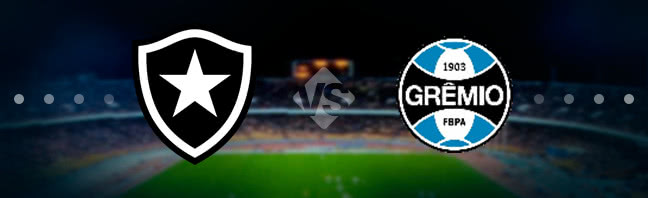 Botafogo vs Gremio Prediction 13 August 2017