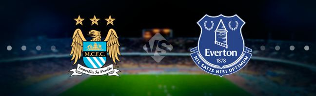 Manchester City Everton