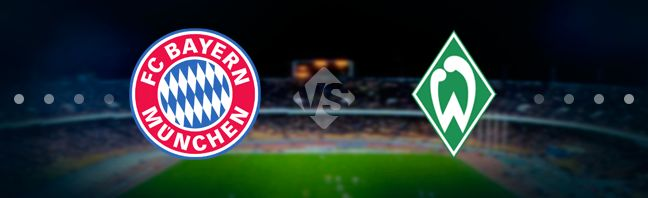 Bayern Munich host their guests Werder at the Allianz Arena in the 15th game week of the German Bundesliga.