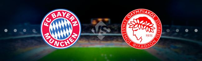 Bayern Munich vs Olympiakos Piraeus Prediction 6 November 2019
