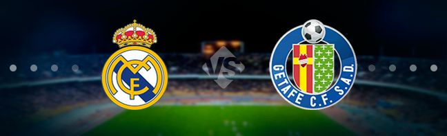 Real Madrid Getafe CF