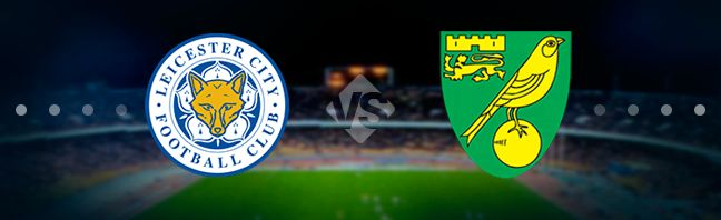 Leicester City host their guests Norwich at the King Power Stadium in the 17th game week of the English Premier League.