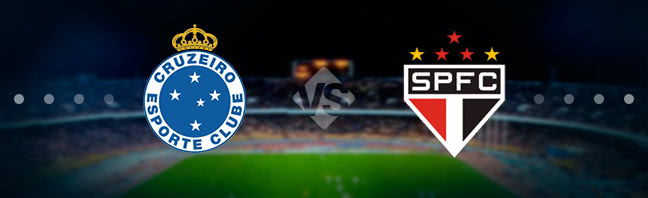 Cruzeiro vs Sao Paulo Prediction 19 April 2017