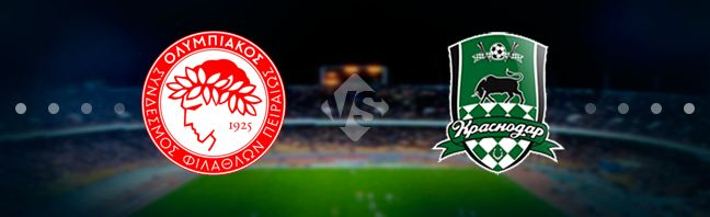 Olympiakos vs Krasnodar Prediction 21 August 2019