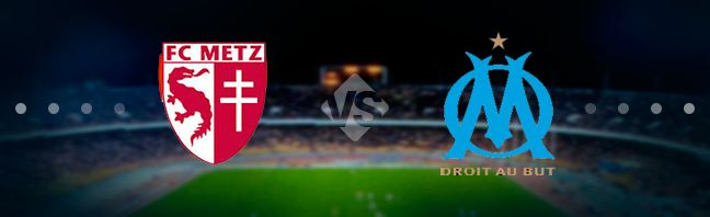 Metz host their guests Olympique Marseille at the Stage Saint-Symphorien in the 18th game week of the French Ligue 1.