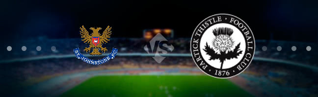 St Johnstone vs Partick Thistle Prediction 13 May 2017
