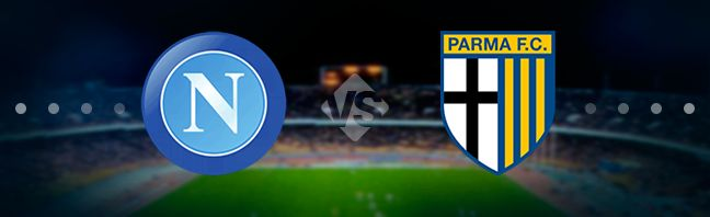 Napoli host their guests Parma at the Stadio San Paolo in the 16th game week of the Italian Serie A.