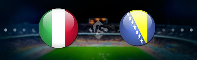 Italy vs Bosnia and Herzegovina Prediction 4 September 2020
