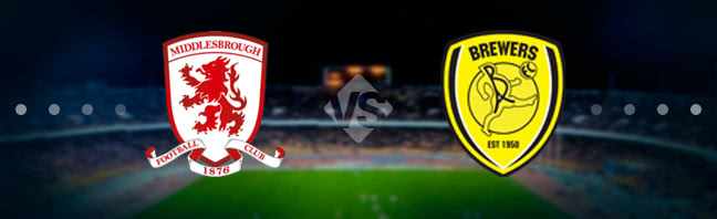 Middlesbrough vs Burton Albion Prediction 15 August 2017