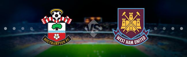 Southampton host their guests West Ham United at the Saint Mary's Stadium in the 17th game week of the English Premier League.