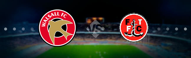 Walsall vs Fleetwood Prediction 14 March 2017
