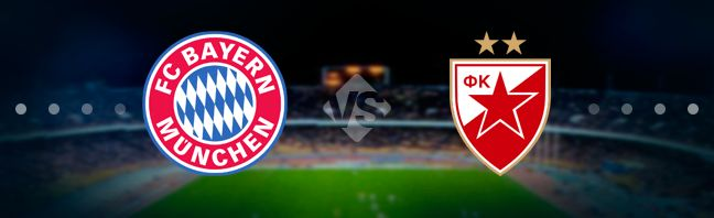 Bayern Munich Red Star Belgrade