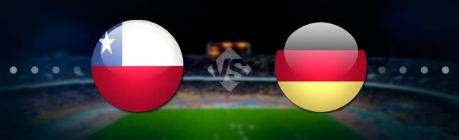 Chile vs Germany Prediction 2 July 2017