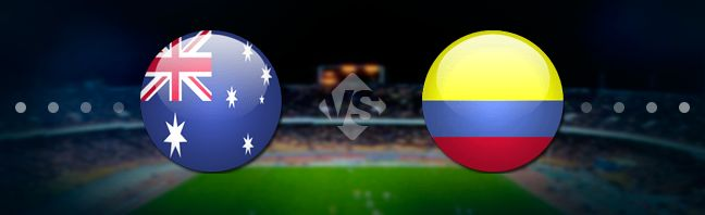 Colombia vs Australia Prediction 27 March 2018