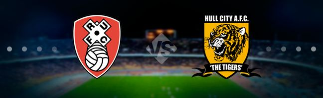 Rotherham United F.C. Hull City
