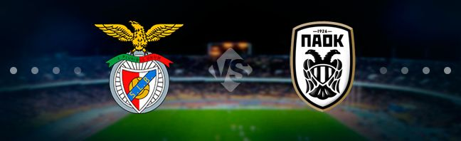 Benfica vs PAOK Prediction 21 August 2018