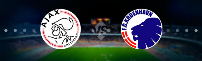 Ajax vs Copenhagen Prediction 16 March 2017