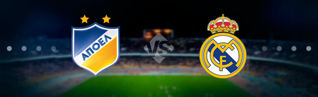 APOEL Real Madrid