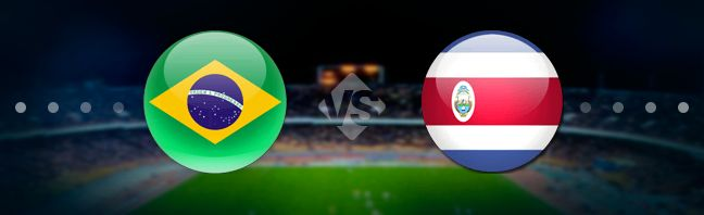 Brazil vs Costa Rica Prediction 22 June 2018