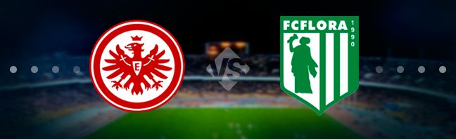 Eintracht Frankfurt vs Flora Prediction 1 August 2019