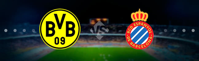 Borussia Dortmund vs Espanyol Prediction 28 July 2017