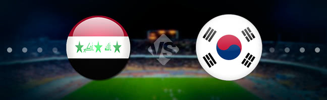 Iraq vs South Korea Prediction 7 June 2017