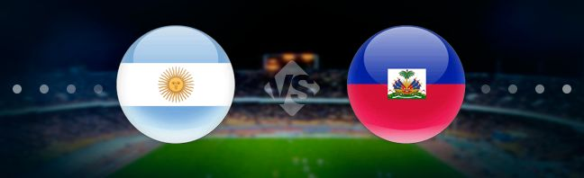 Argentina vs Haiti Prediction 30 May 2018