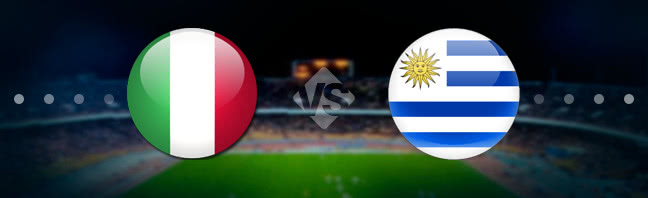 Italy vs Uruguay Prediction 7 June 2017