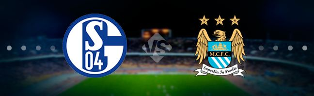 Schalke host their guests Manchester City at the VELTINS-Arena in Gelsenkirchen in the UEFA Champions League Round of 16.