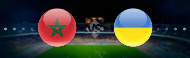 Morocco vs Ukraine Prediction 31 May 2018