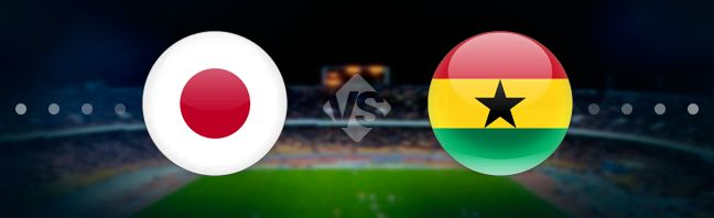 Japan vs Ghana Prediction 30 May 2018