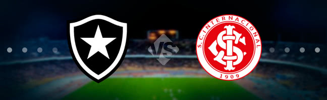 Botafogo vs Internacional Prediction 13 October 2016