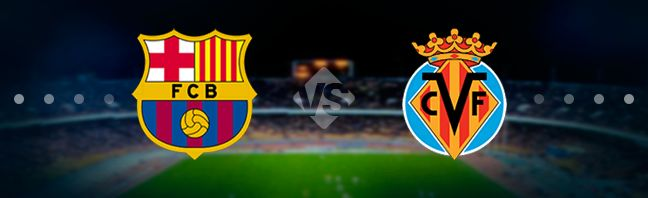Image result for Barcelona vs Villarreal