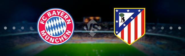 Bayern Munich Atletico Madrid