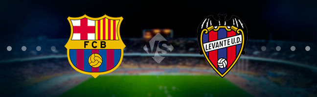 Barcelona vs Levante Prediction 7 Janaury 2018