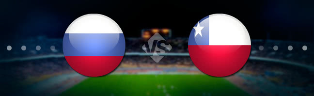 Russia vs Chile Prediction 9 June 2017