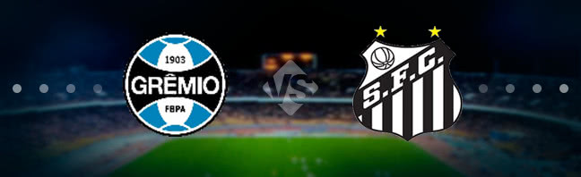 Gremio vs Santos Prediction 30 July 2017