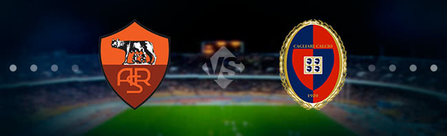 Roma vs Cagliari Prediction 22 January 2017
