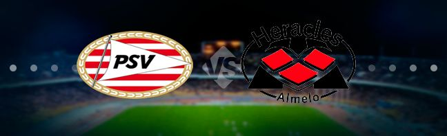 PSV host their guests Heracles at the Philips Stadion in Eindhoven in the 33rd game week of the Dutch Eredivisie.