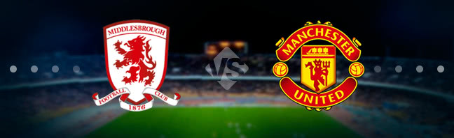 Middlesbrough vs Manchester United Prediction 19 March 2017