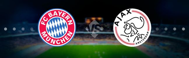 Bayern Munich vs Ajax Prediction 2 October 2018